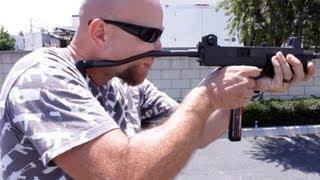 HFC M11 GBB Gun UZI Gas Metal Rifle - Thor's Pick