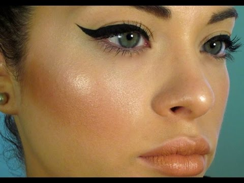 How to: Thick Liquid Eyeliner