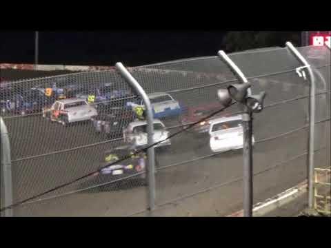 Beatrice Speedway 6/28/19 Hobby Stock A Featuring #41 Adam Wasserman