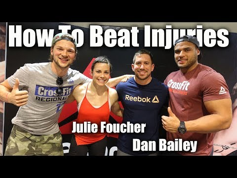 The Fittest People On Earth! FT Dan Bailey & Julie Foucher
