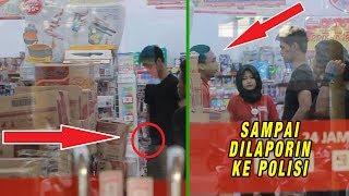 RIBUT!! Ketahuan Nyolong di Alfamart - abracadaBRO Magic Prank Indonesia