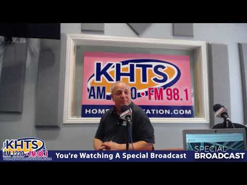 Rodolfo Anaya from Prime Home Solar - March 27, 2018 - KHTS - Santa Clarita