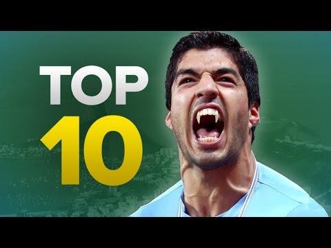 Suarez BITES Chiellini - Top 10 Memes!   Italy 0-1 Uruguay 2014 World Cup Brazil