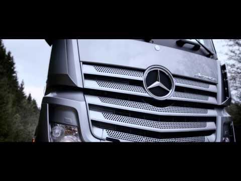 Mercedes-Benz Trucks | Trailer 2014