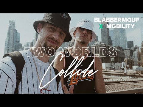 MGbility & BlabberMouf - Two Worlds Collide (prod. SQB)