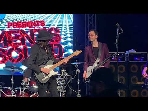 Paul Gilbert, Andy Timmons, Andy Wood, live Elements of Sound 2019