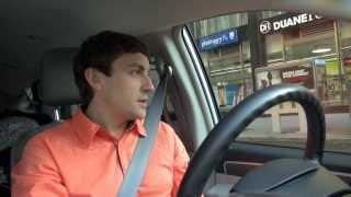 Особенности вождения авто в Нью-Йорке #35 Первые шаги в США