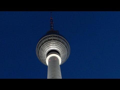 Berlin, Germany - Fernsehturm (TV Tower) HD (2013)