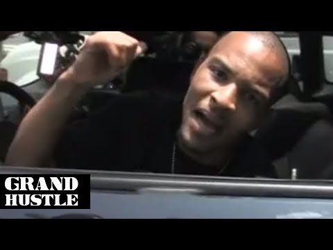 T.I. -  Behind the Scenes -