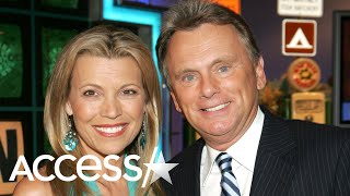 Vanna White Steps In For Pat Sajak On 'Wheel Of Fortune' As He Undergoes Emergency Surgery