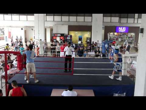 William (NUS) vs Arthur Andre (NYP) [Light Welterweight, Bout 3]