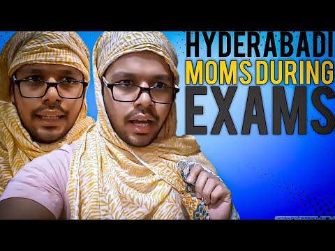 HYDERABADI MOMS DURING EXAMS    Hyderabad Diaries