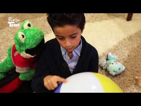 Babi Zaya and the puppets - colors - Western Syriac (Suryoyo/Turoyo/Surayt)