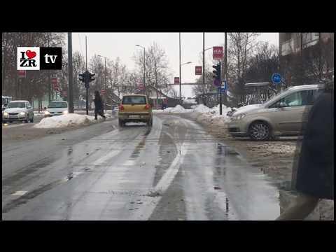 Zrenjanin ledena kiša 2mart18