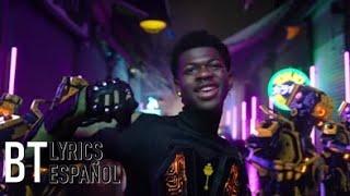 Lil Nas X - Panini (Lyrics + Español) Video Official