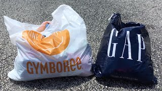 Gymboree & Baby Gap Haul 2018