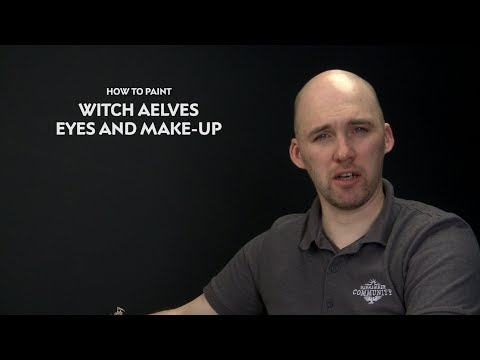 WHTV Tip of the Day: Witch Aelves eyes and make up
