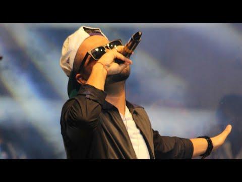 Akhil Khaab Live Performance
