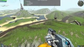 Tribes: Vengeance - Tropics Multiplayer Match (2012)
