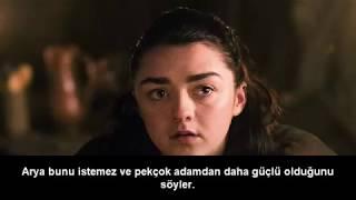 Game of Thrones 8.Sezon 2.Bölüm SIZDIRILMIŞ SENARYO