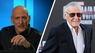 RIP Comic Books Legend Stan Lee