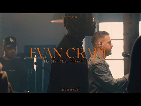 Evan Craft, Ke'Erron - Fíjame En Ti / Fix My Eyes (EN VIVO)