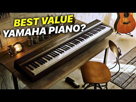 Yamaha P-125 🎹 P-121 Review | Affordable Portable Digital Piano Demo & Unbox