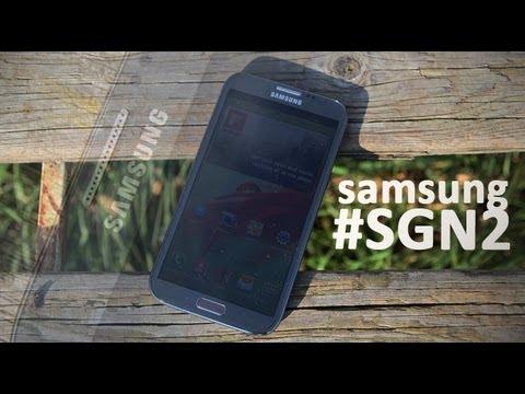 Обзор Samsung Galaxy Note 2 N7100