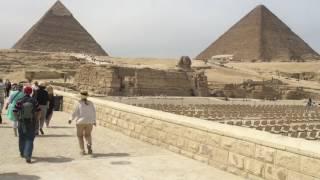 Giza Day 1
