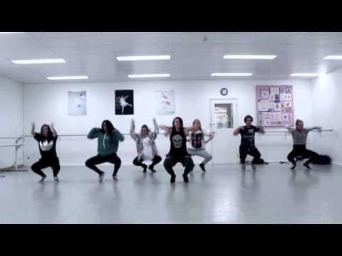 MON - 'Whip It' Nicki Minaj Choreography