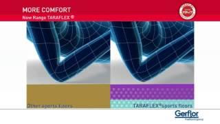 Safety & Comfort of Taraflex Sports Floors