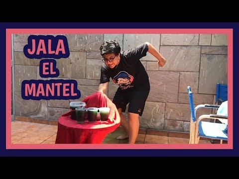 JALA EL MANTEL SIN TIRAR LO DE ENCIMA - Ariana Bolo Arce