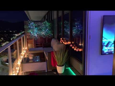 Condo balcony ideas - thiết kế ban công chung cư