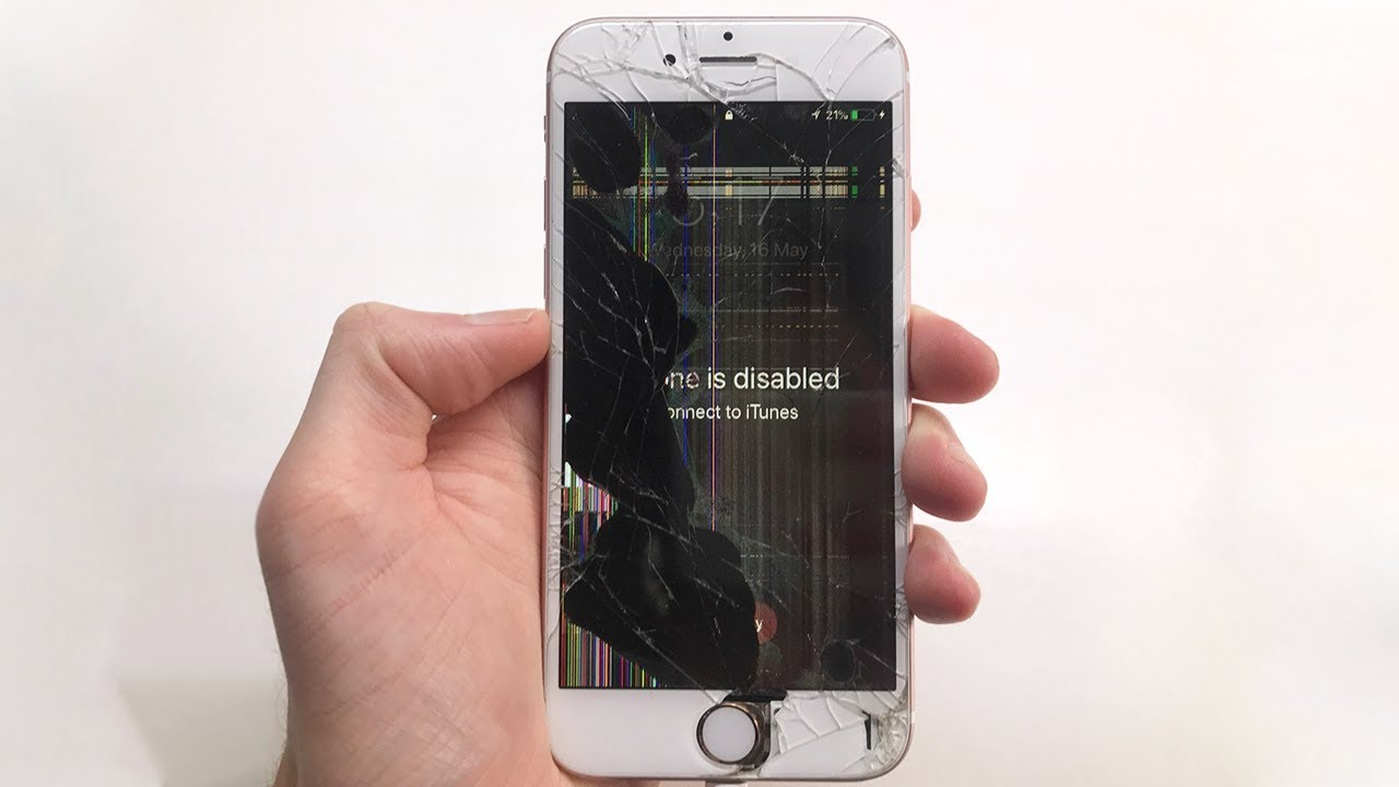 The iPhone 6s 64GB Restoration