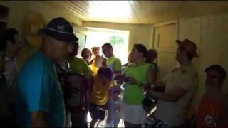 Fado ronda aldeia do meio 2010, Casa do Ti Armindo