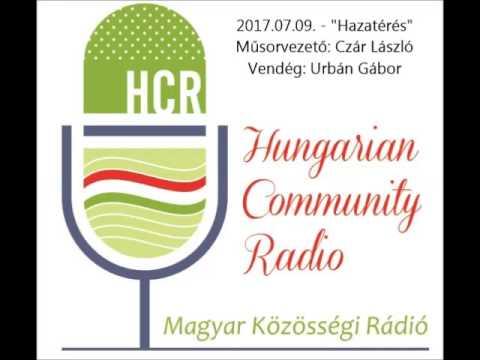 Magyar Kozossegi Radio Adelaide 20170709 Czar Laszlo