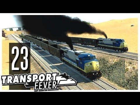 Transport Fever - Ep.23 : Big Spender!