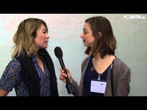 Nela Lee - Interview auf dem XXL Tuberday 2014