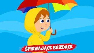 Śpiewające Brzdące - Deszczowa piosenka (Nowy Teledysk)