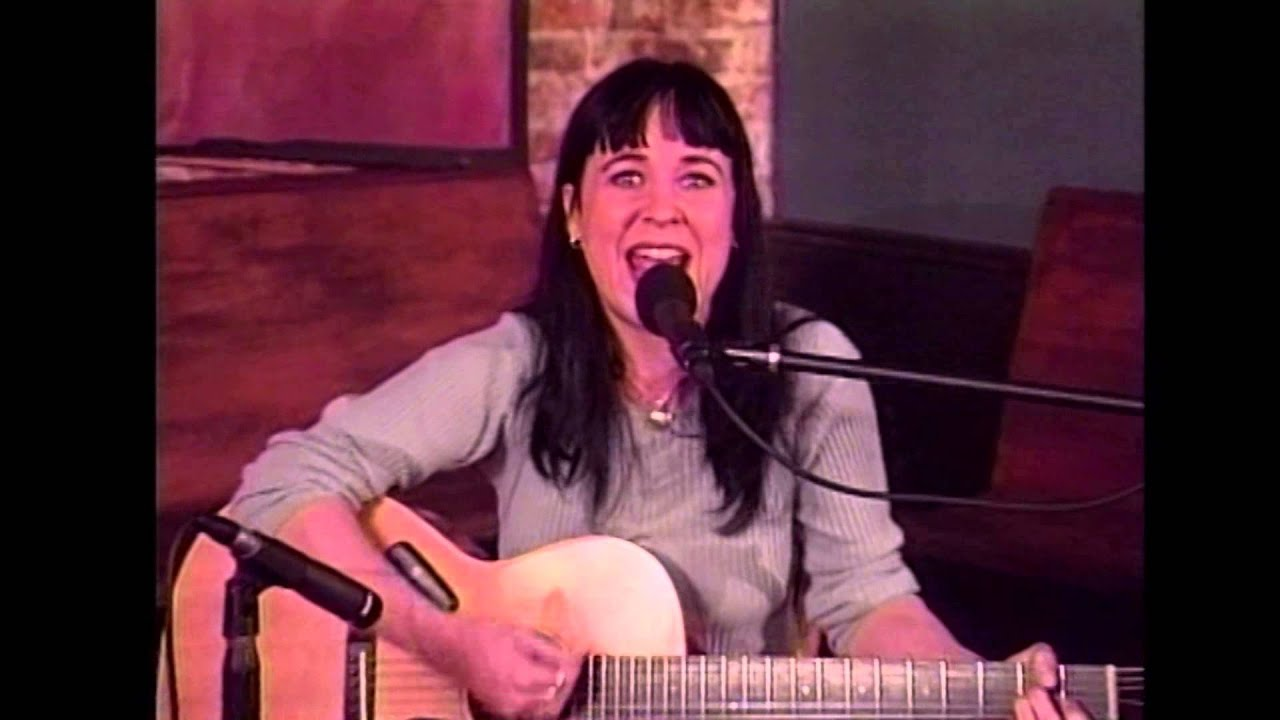 Kristin Hersh Live On Show at OK Hotel 1998 -