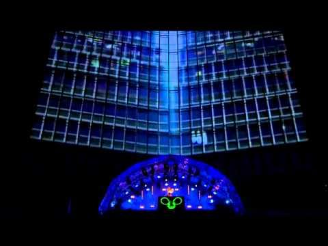 Hiệu ứng ánh sáng 3D trên tòa nhà
