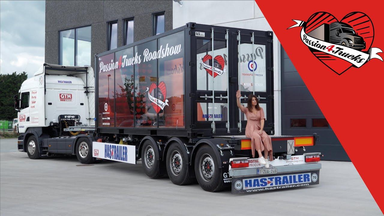 🎥 Herbekijk de volledige Passion4Trucks Roadshow HIER! 🚛