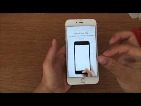 How to Set Up Touch ID On the iPhone 6S/ 6S Plus