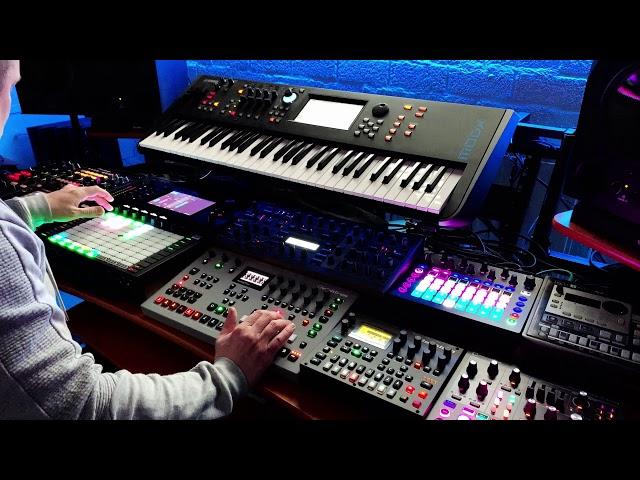 Solar Energy // Melodic Progressive House // Live Performance Jam