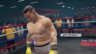 Real Boxing 2 ROCKY - Episode 2 (Story Mode) Android/IOS gameplay