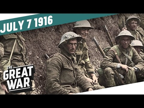 The Battle of the Somme - Brusilov On His Own I THE GREAT WAR - Week 102