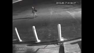 Video of Person of Interest in Tuckers Restaurant Arson Fire(A longtime popular restaurant and liquor store sustained significant damage from a fire on June 17, 2015. Tuckers Restaurant, 9205 Marlboro Pike, in Upper ..., 2015-06-24T21:34:11.000Z)