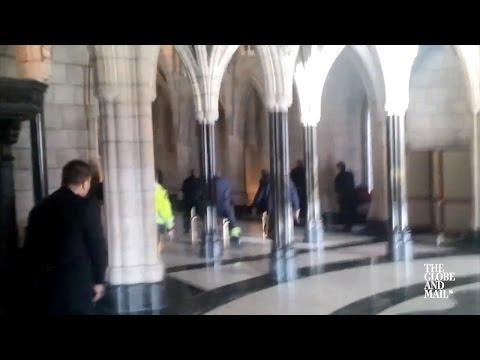 Canada Under Terrorist Attack in Ottawa
