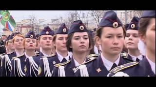 Парад Победы. 9 мая 2017 года.