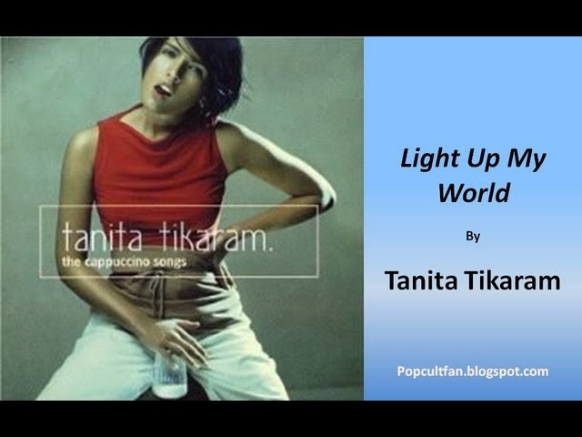 Tanita Tikaram - Light Up My World (Lyrics)